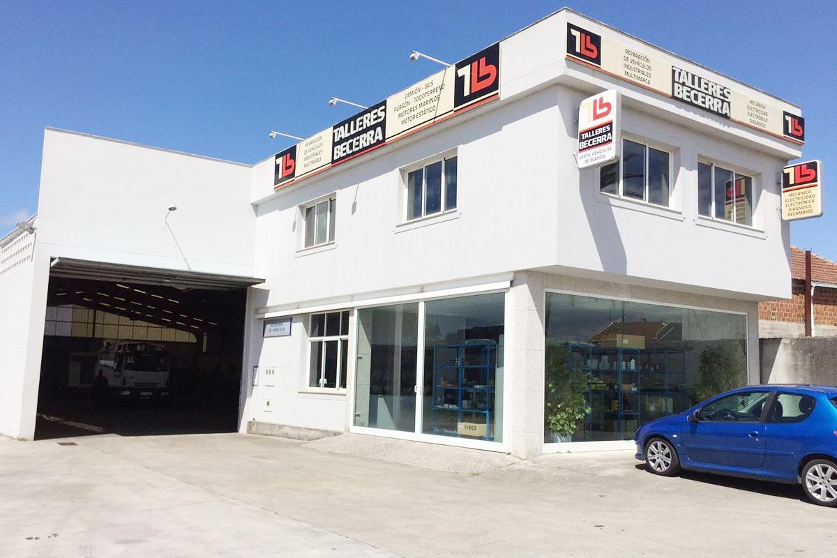 Diagnosis-del-automóvil Talleres Becerra